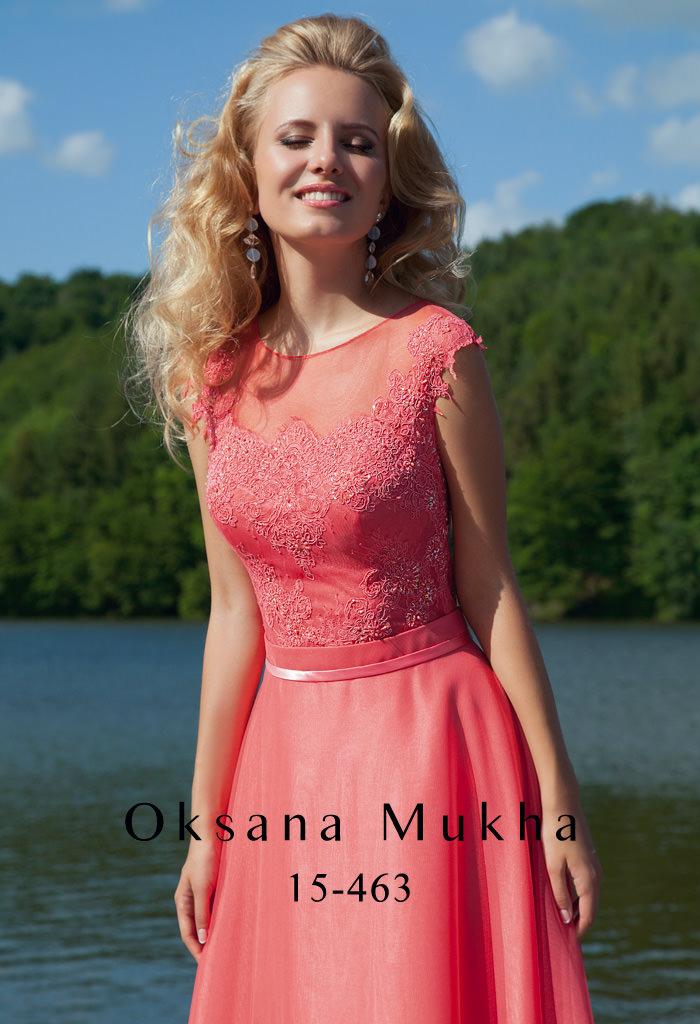 Платья От Оксаны Мухи Фото