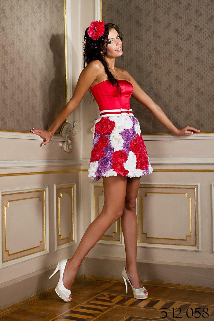 Короткие Платья Красивые Доставка