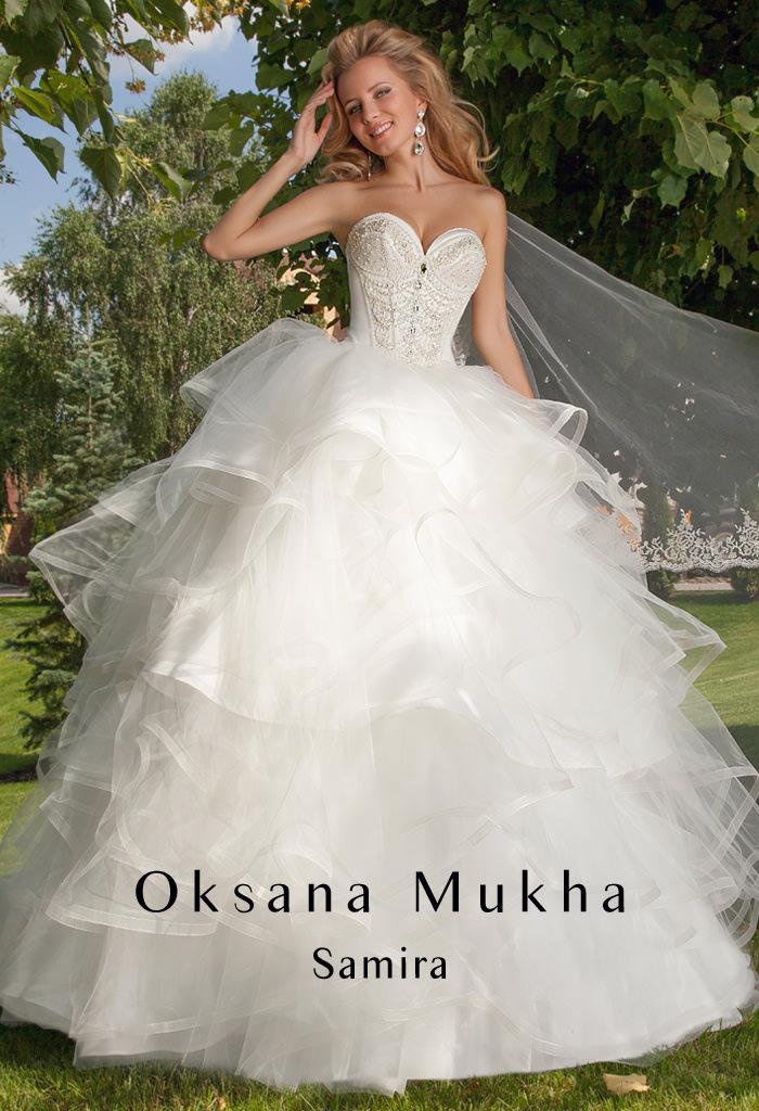 Оксана муха свадебные платья для беременных 73